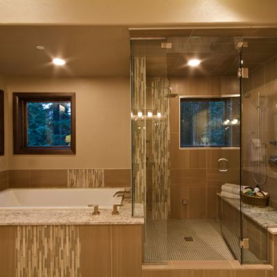Master 1 Bath Tub And Shower